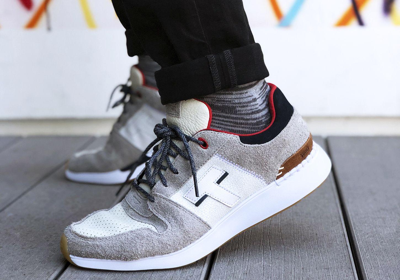 Suede Nubuck Mens Arroyo Sneakers