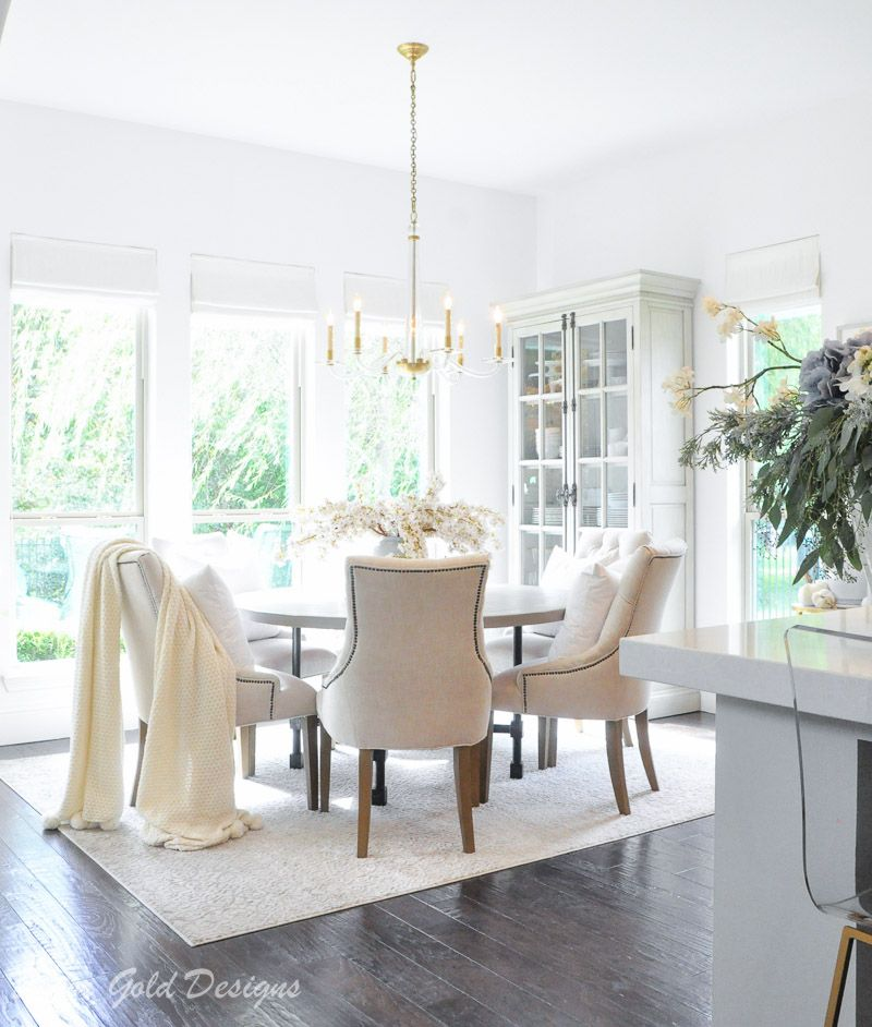 Fall Home - Bright + Inviting - Decor Gold Designs