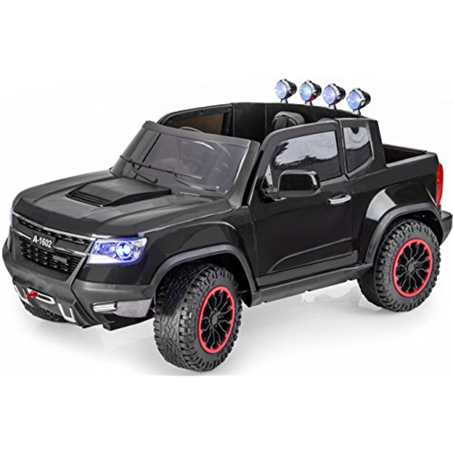 Exclusive Edition 4x4 Big GM Chevy Heavy Duty Style Kids Ride on