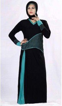 d0be074c2072 Lycra Islamic Burqa Hijab and Abaya Collection in Black | FH525379506  #trendy, #highquality, #islamic, #clothing, #women, #hijab, #fashion,  #dresses, ...