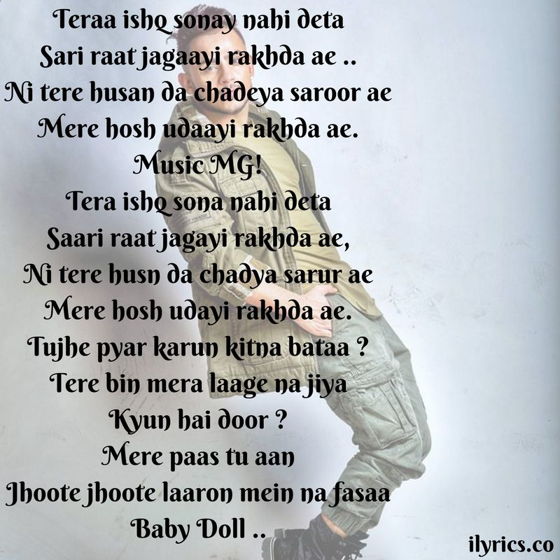 tera ishq lyrics | lyrics    | Lyrics, Songs, Music