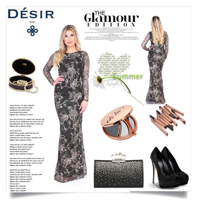 """""""Desir Vale 11"""" by elma-993 ❤ liked on Polyvore featuring Giuseppe Zanotti, Alexander McQueen, Miss Selfridge and DesirVale"""