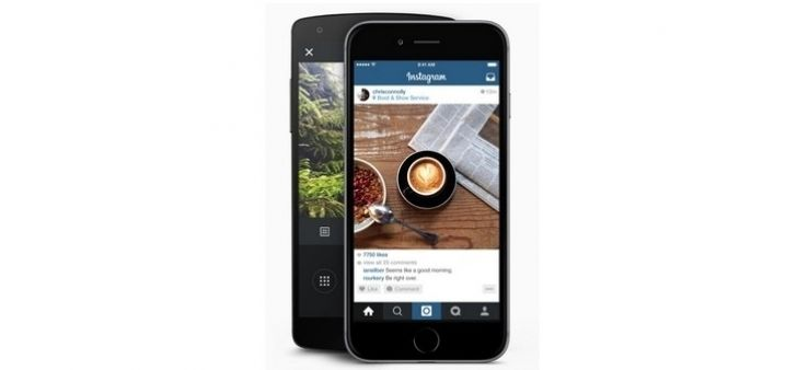 Instagram installe un format Carrousel pour vidéos et photos