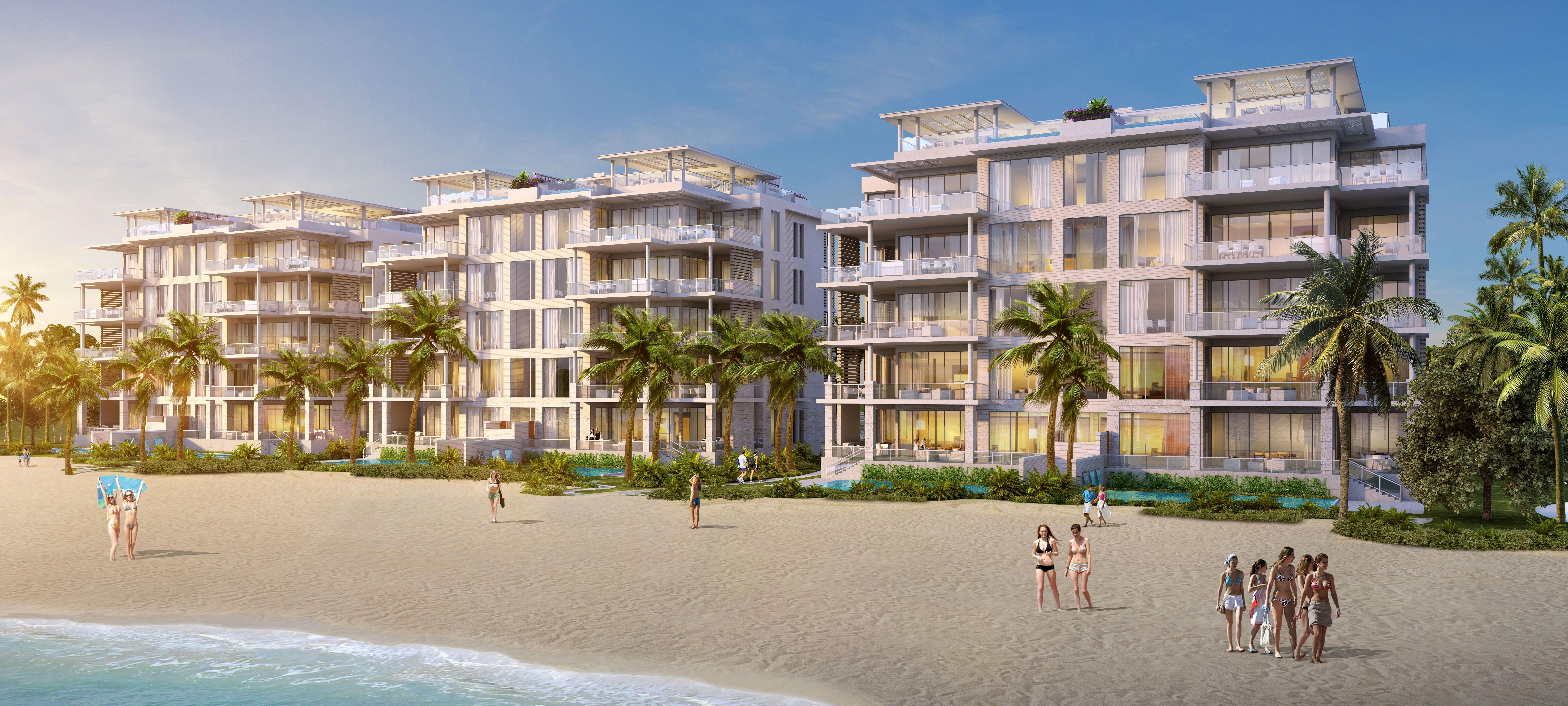 Experience A New Kind Of Luxury Living In The Exclusive Ocean Drive Beachfront Residences In Puerto Rico Ocean Drive Ocean Beach Resorts