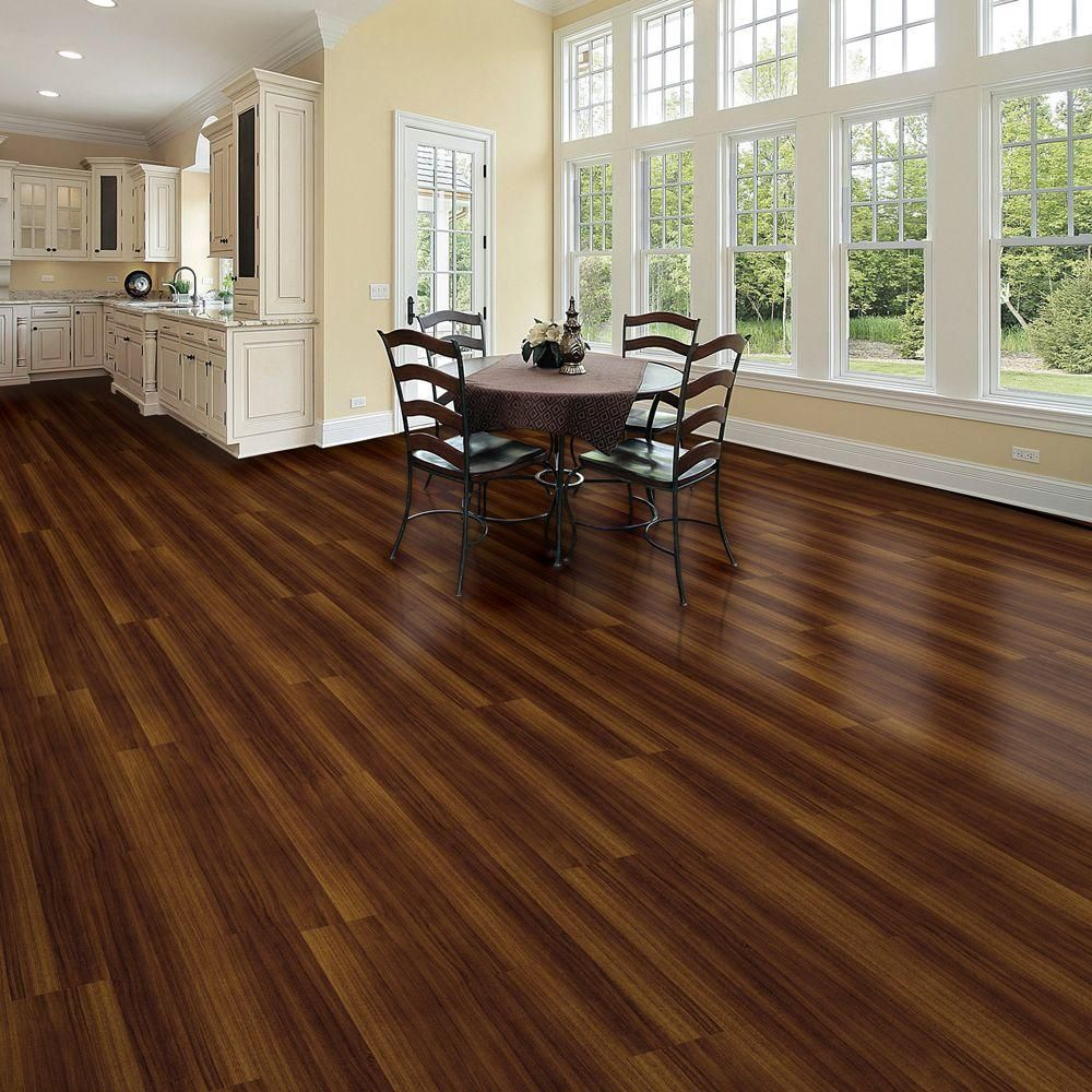 Trafficmaster allure ultra 75 in x 476 in 2 strip black walnut trafficmaster allure ultra 75 in x 476 in 2 strip black walnut luxury vinyl plank flooring 198 sq ft case dailygadgetfo Image collections