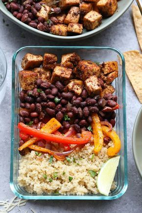 20 Healthy Recipes You Can Meal Prep This Week images