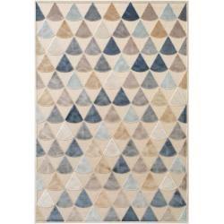 Photo of benuta Naturals Viskoseteppich Woody Multicolor/Beige 240×340 cm – Moderner Bunter Teppich für Wohnz