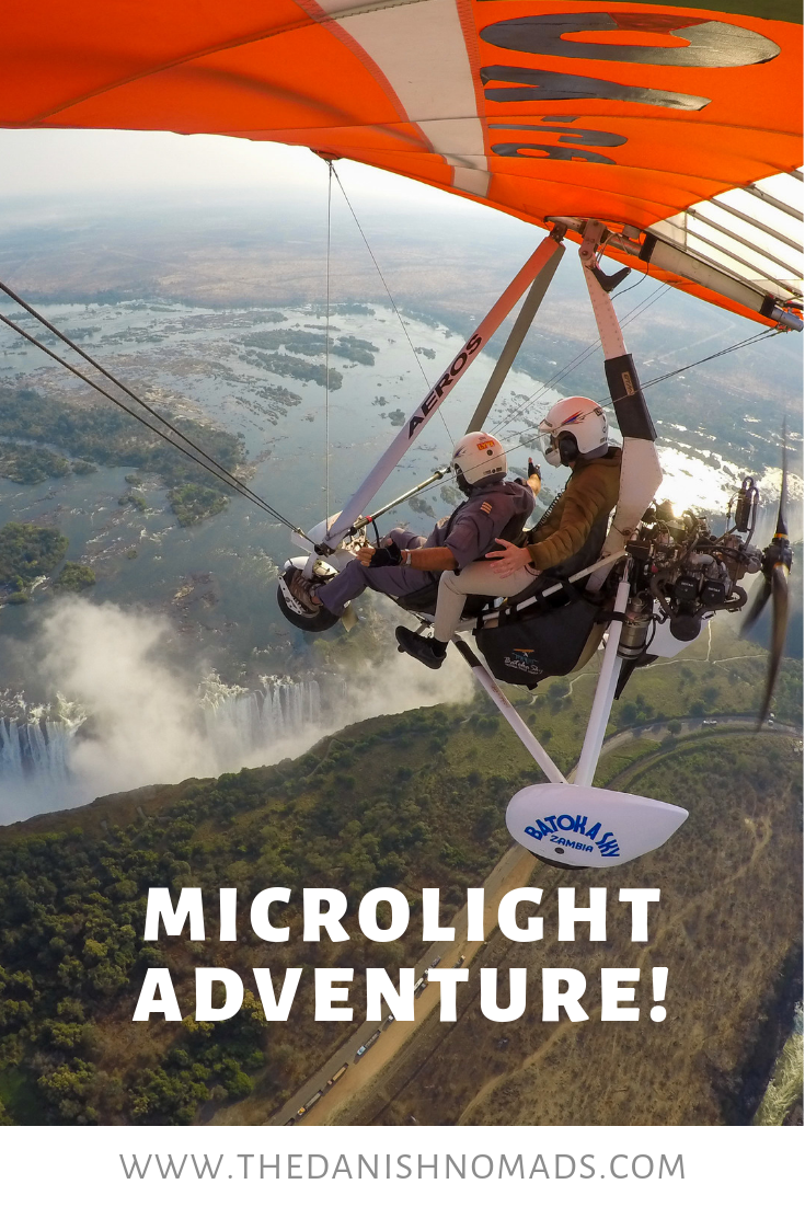 Flying Like A Bird Over Victoria Falls Our Amazing Microlight Experience In Zambia Med Billeder