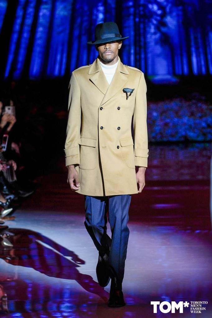 Zane Barlas Fall-Winter 2017 - Toronto Men's Fashion Week