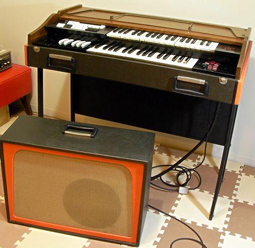 Lowrey T2 修理依頼[mt009] : retro designed music store organ69
