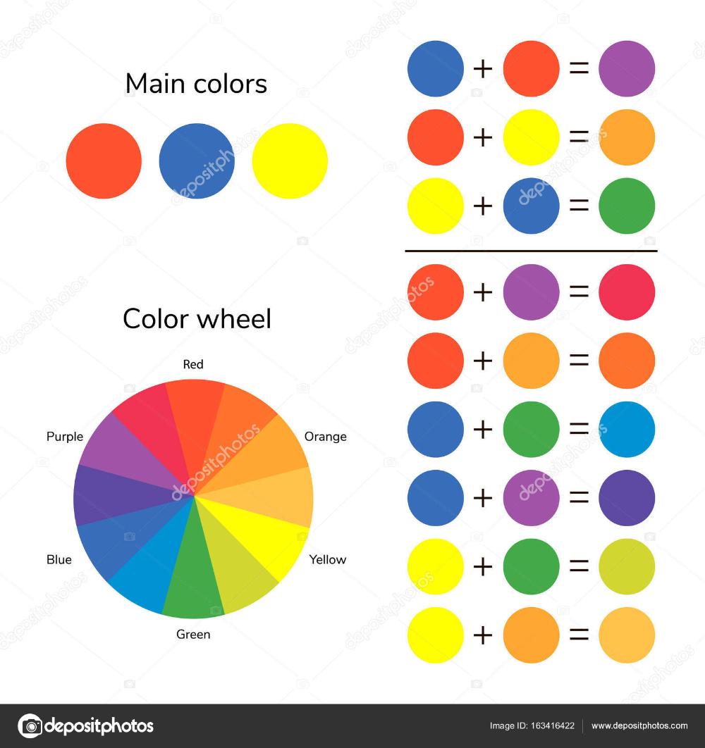 Kevert színek