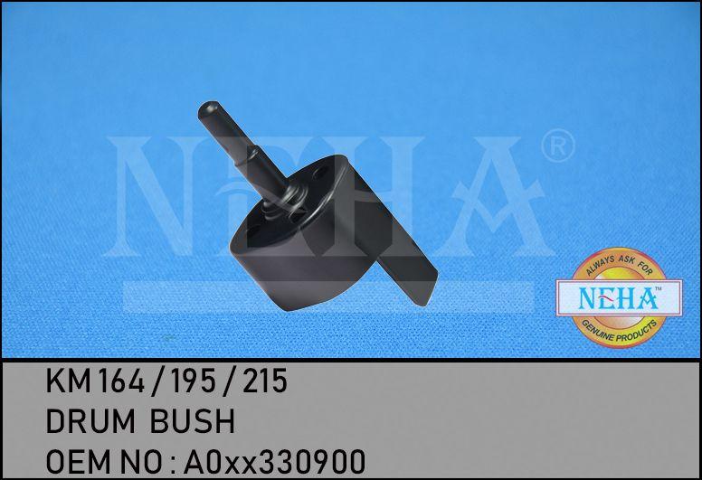 Km 164 195 215 Drum Bush Oem No A0xx330900 Printer Roller Corporate Videos Spare Parts