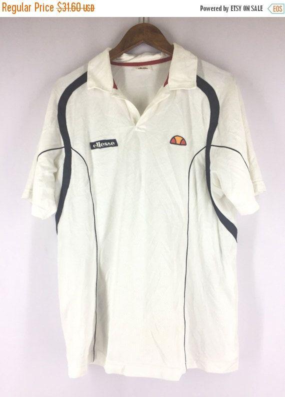 211e72c330 50% Sale Ellesse Mens Polo Shirt Extra Large Ellesse Italia Short ...