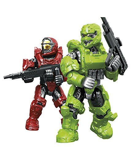 Mega Bloks Halo UNSC Spartan Customizer Pack Mega Bloks