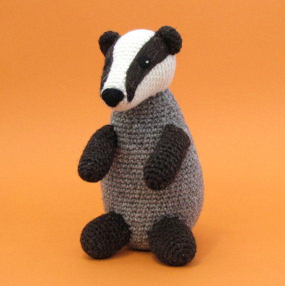 Kit Crochet - Doudou Albert - Chouette Kit | 572x570