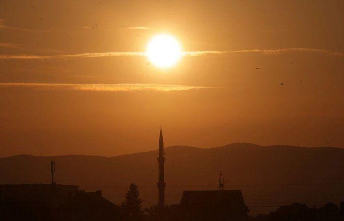 اخبار اليمن Celestial Outdoor Sunset