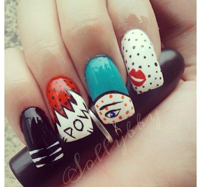 shinanail (With images)   Wow nails, Pretty nails