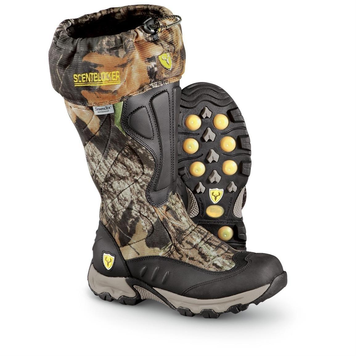 Scentblocker Dream Season Waterproof Knee Boots Mossy Oak