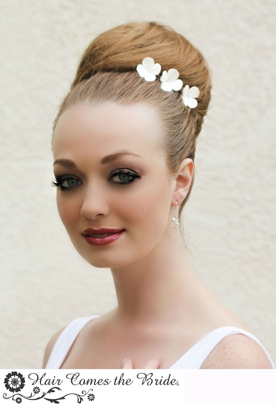 one style ~ 8 ways.top knot bun hairstyle