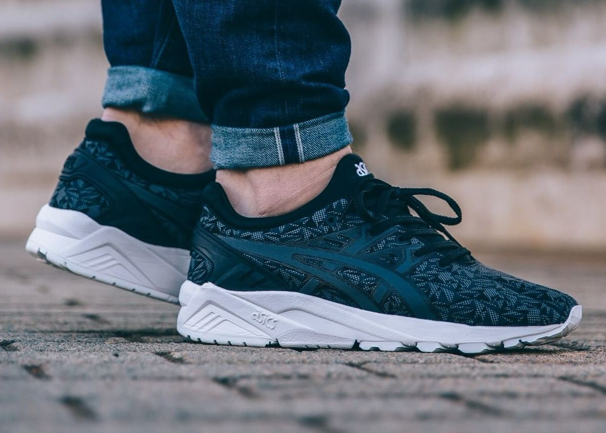 ASICS Tiger Gel Kayano Evo – Origami | On Feet, #Asics
