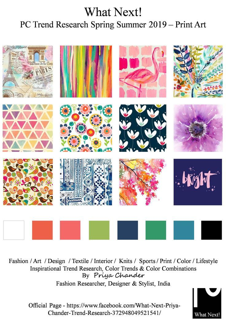 Colors Popular Whatsfordinner Spring Fashion Trends Color