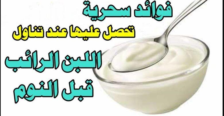 ما هو اللبن الرائب وكيف يصنع Tableware Food Mixing Bowl