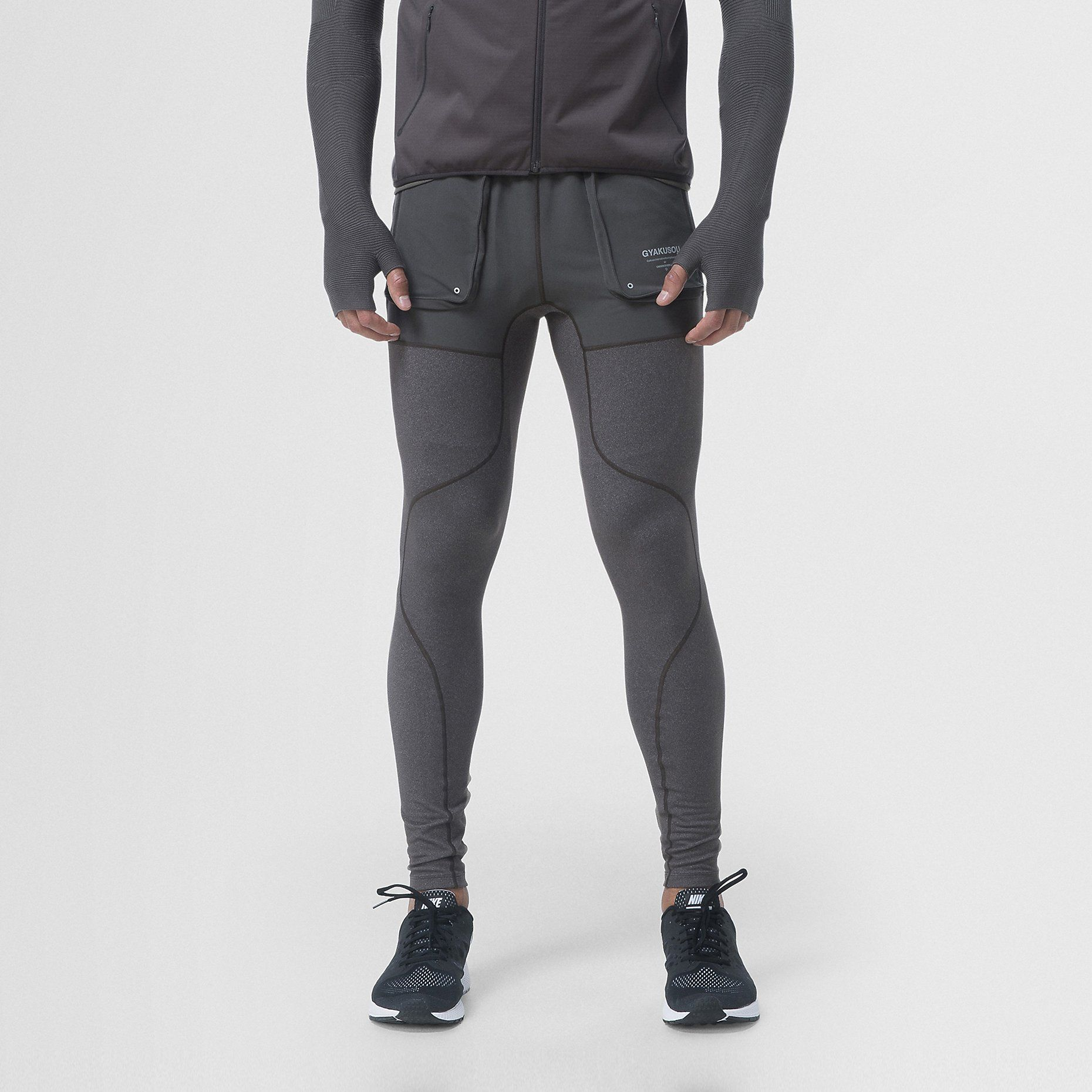 d88f0c7c0a Nike x Undercover Gyakusou Dri-FIT Utility Long Men's Running Tights. Nike  Store