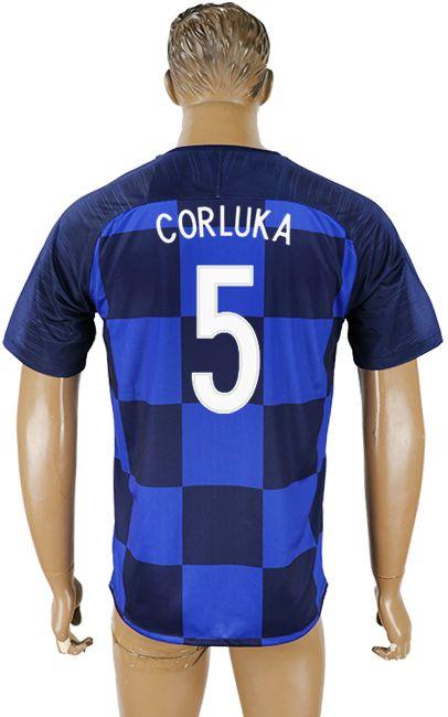Croatia World Cup 2018 Away Kit 5 World cup jerseys