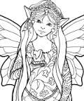 coloring fairies - Pesquisa do Google