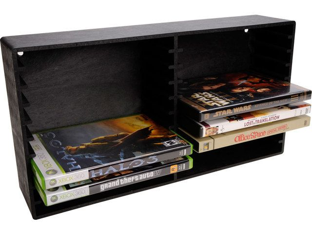 great for video game and DVDs