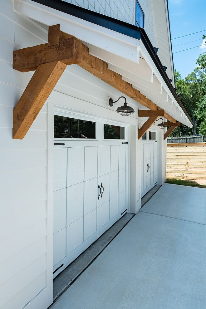 Overhand Idea For Front Of House Kitchen Side House Pinterest Unique Garage Door Remodeling Ideas Decor Remodelling