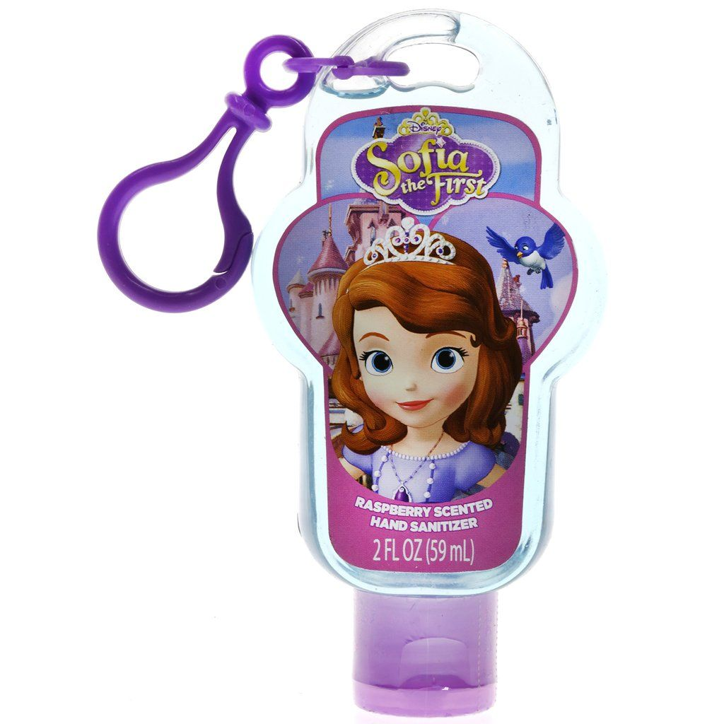 Sofia The First Hand Sanitizer Townleygirl Hand Sanitizer