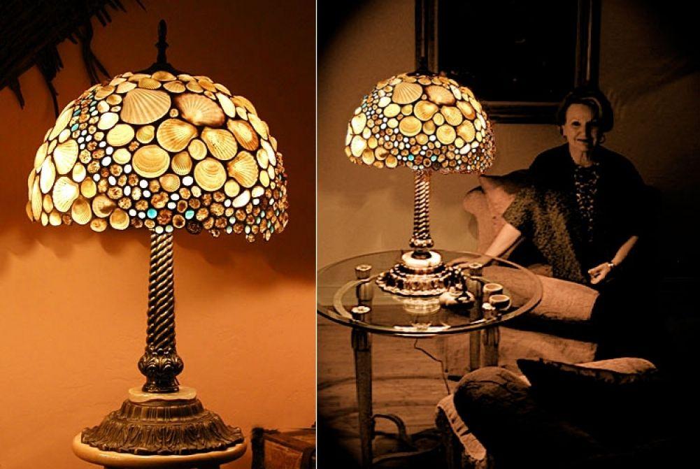 вначале как из старого светильника сделать новый фото недавнего времени существовали