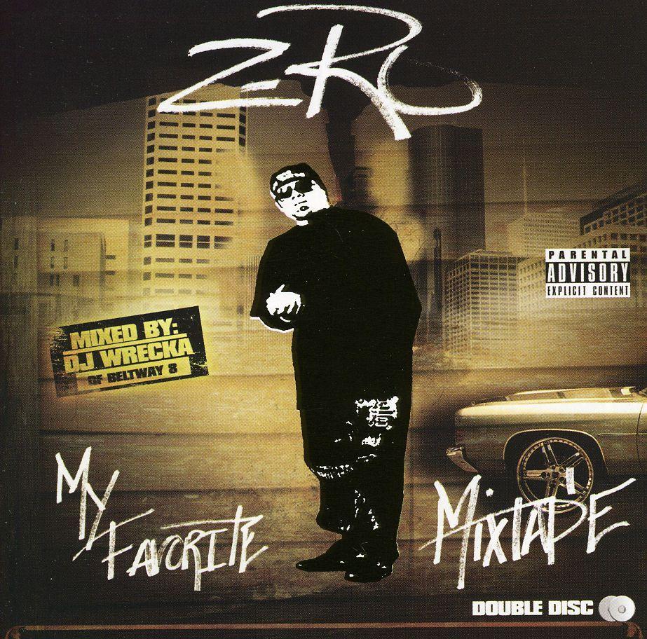 Z-Ro - My Favorite Mixtape