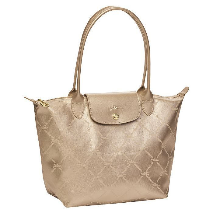 511b8b6e4d86 Longchamp LM Metal in Rose Gold