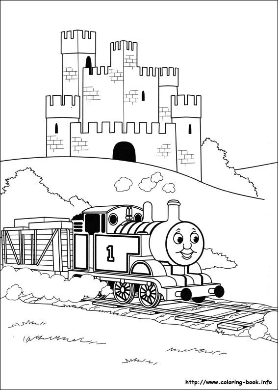 Thomas And Friends Coloring Picture Coloring Pages Coloring Books Quote Coloring Pages