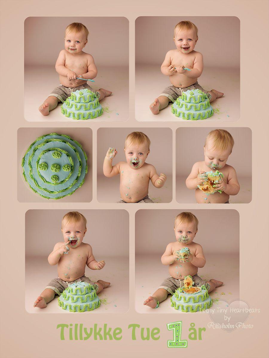 Cake Smash Kagebillede Forste Fodselsdag Forste Kage 1 Ars Fodselsdag Fotograf 1 Ar 1 Ars Fodselsdag Tillykke Billeder