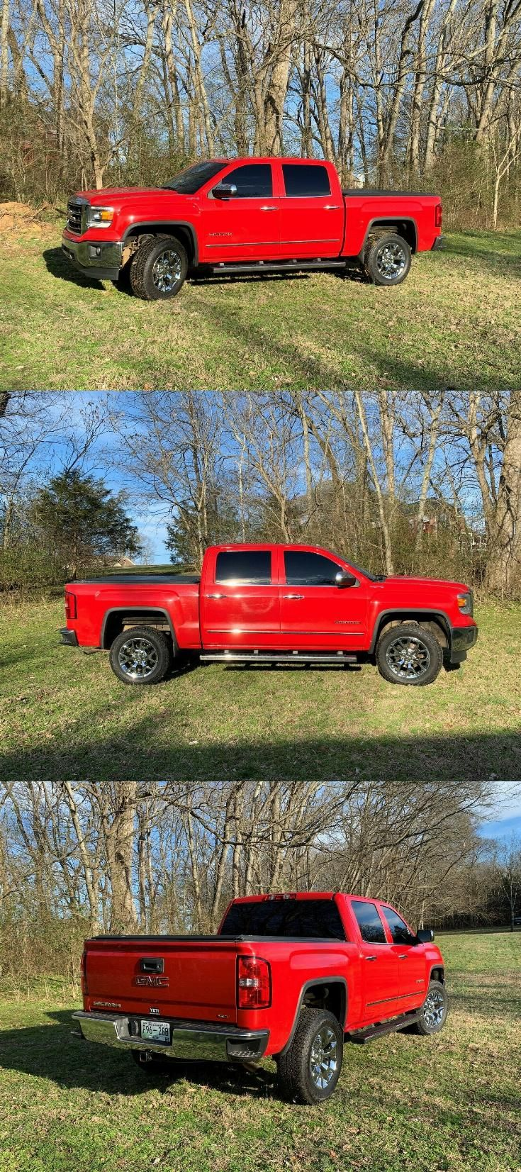 well maintained 2014 GMC Sierra 1500 SLT crew cab in 2020