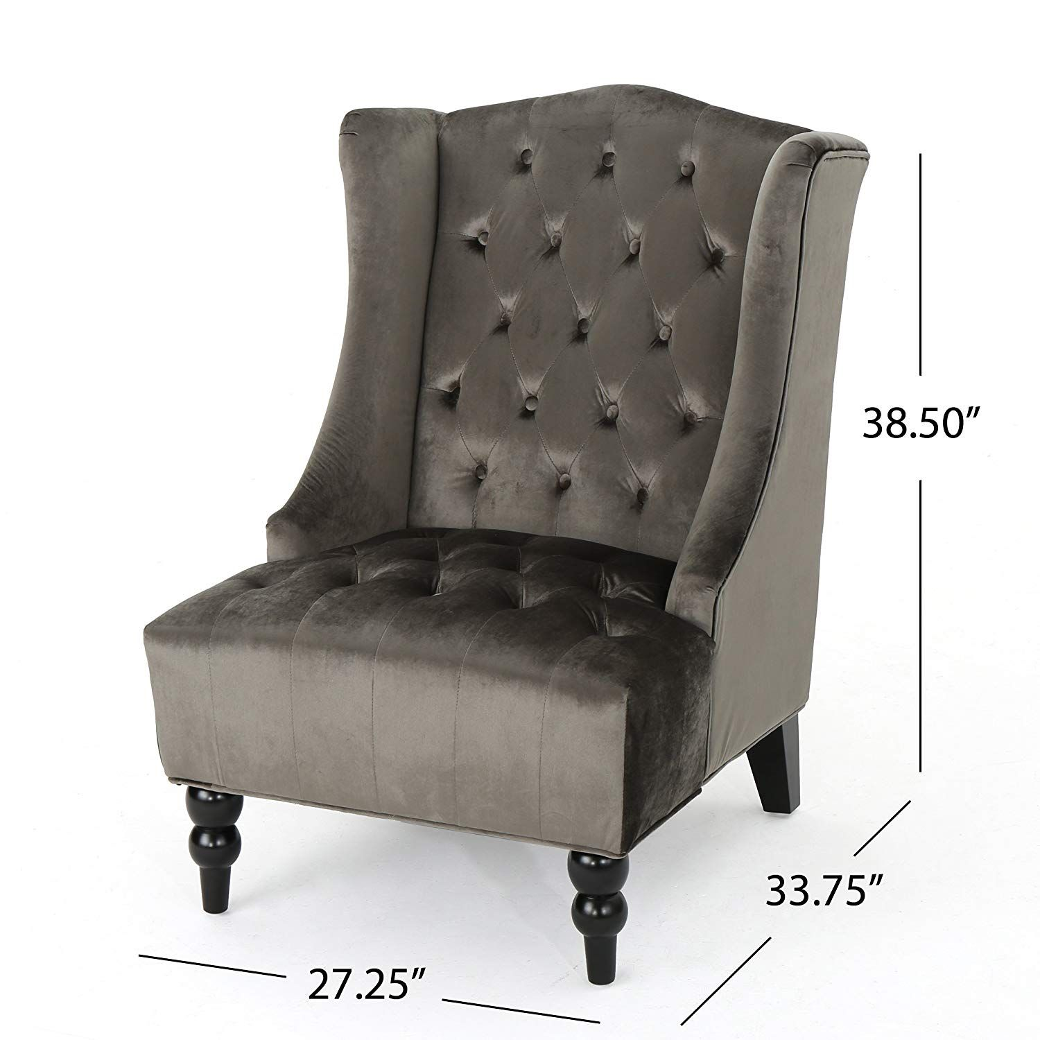 Best Amazon Com Great Deal Furniture 295397 Clarice Accent 400 x 300