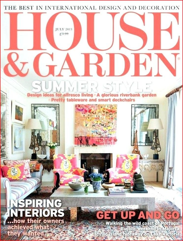 Top Home Décor Magazines Only For You | Interior design ...