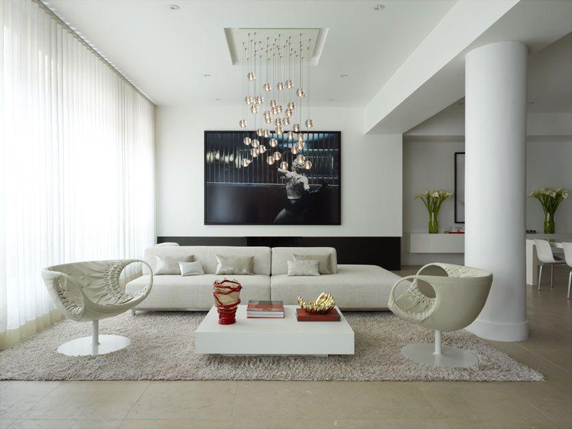 fab flat designed by wca photo by joshua mchugh Architecture - exklusive moderne residenz kunstlerischem flair