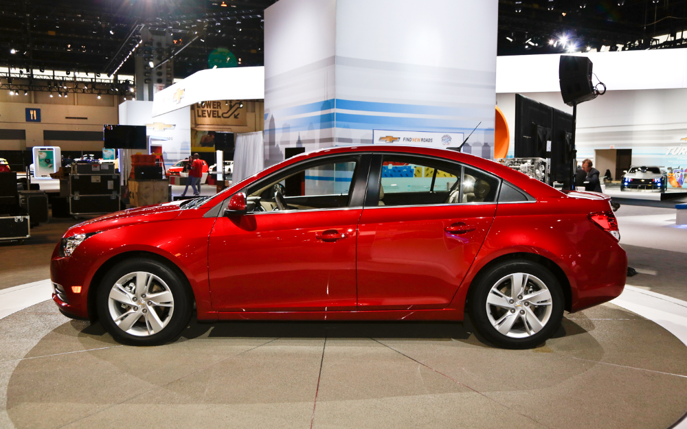 2014 Chevrolet Cruze Compact Car Reviews Pictures And Prices