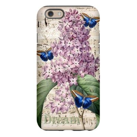 Lilac Dreams iPhone 6 Tough Case