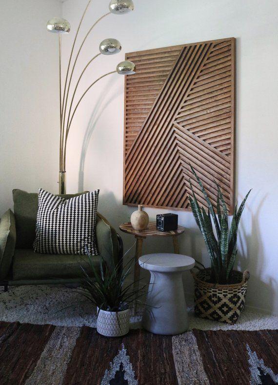 Geometric Wood Art, Geometric Wall Art, Wood Wall Art, Wood Art, Modern Wood Art, Modern Wall Art, Rustic Wood Art, Rustic Wall Art #woodart