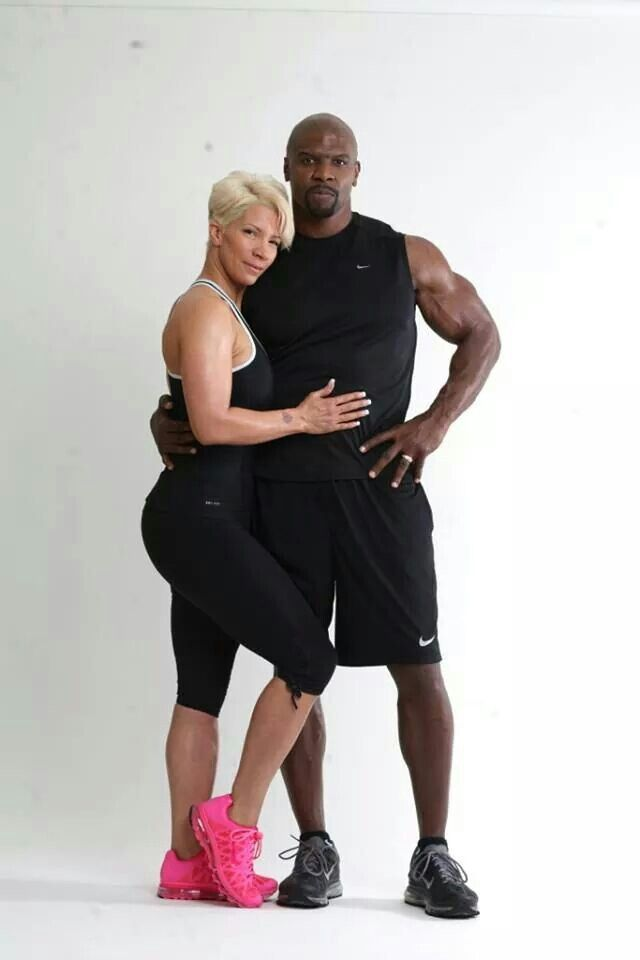 Terry Crews And Wife Sports Fashion Men Black Celebrity Couples Black Love