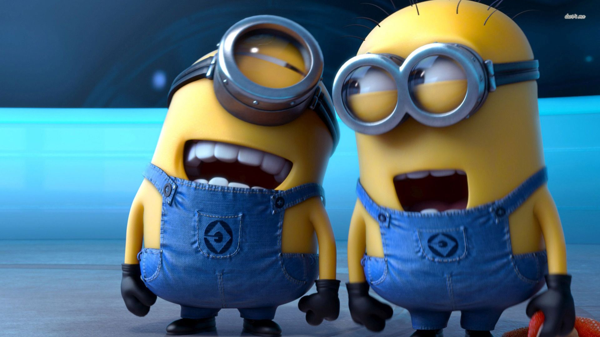 Proof That The Minions Are The Cutest Creations On This Sweet