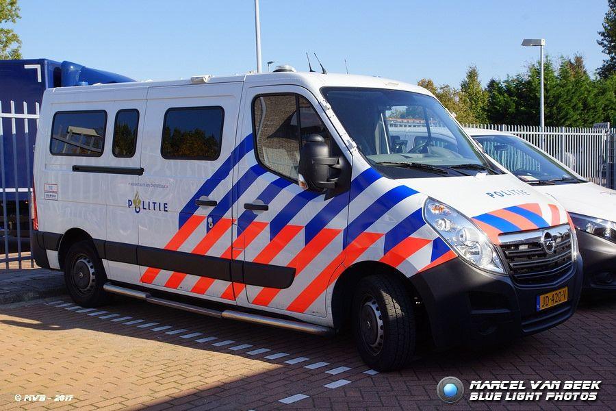 Dutch Police Opel Movano (JD420V) Police, National