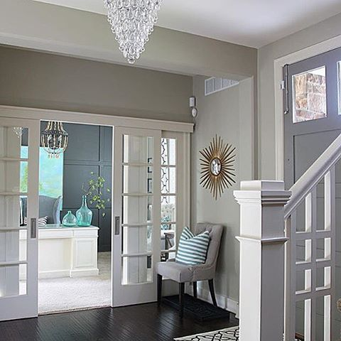 how awesome are these sliding french doors beautiful home of