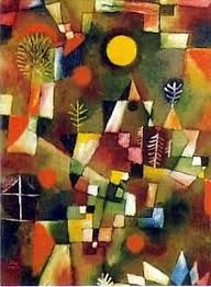 Image result for paul klee landscapes