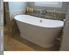 Bathroom Faucets Houzz http://www.houzz/discussions/887572/free-standing-tub-with